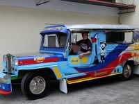 Sarao Motors Wants To Partner With Local e-Jeepney Manufacturer