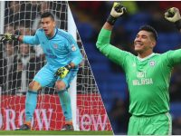 Azkals goalkeeper Neil Etheridge is 1st Filipino to play in the English Premier League