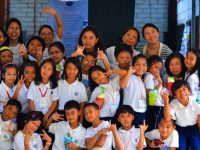 BPI & Philam Foundation's join forces in BAYAN SAVES, a financial education advocacy for kids