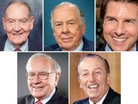 6 World's Richest And Most Successful Used To Be Newsboys