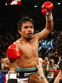"Pacquiao still reigns supreme as ""People's Champ"""