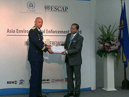 PHL environmental protection receives UN recognition