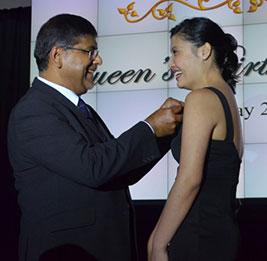 Pro-Consul Joanna Teh