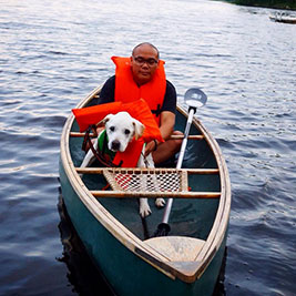 Fil-Am DJ takes ailing dog on bucket list travels