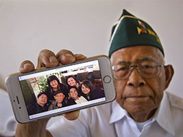Pinoy WW II vets allowed to reunite with children in America