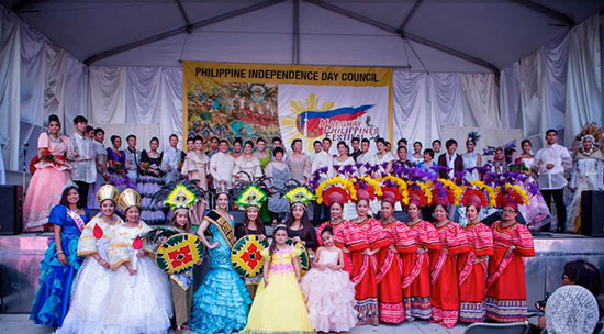 Filipino Festivals Celebrated in Toronto, Canada