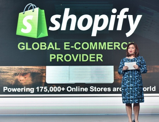 E-commerce site Shopify to boost Pinoy entrepreneurs