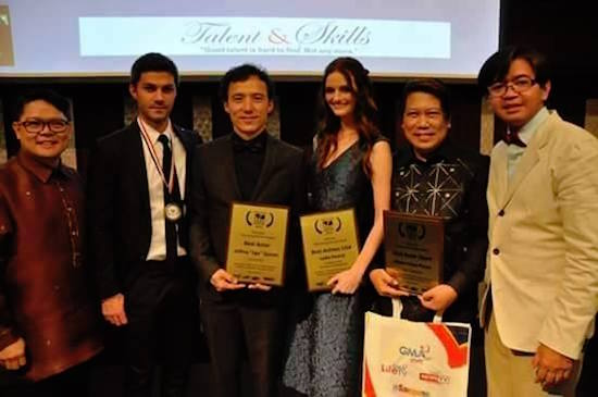 Aiko Melendez, Epy Quizon win big in Manhattan awards