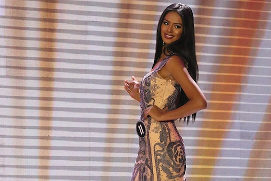 Former housemaid is Bb. Pilipinas-Miss International