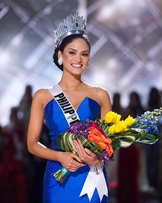 Pia Wurtzbach is Miss Universe 2015, first in 42 years