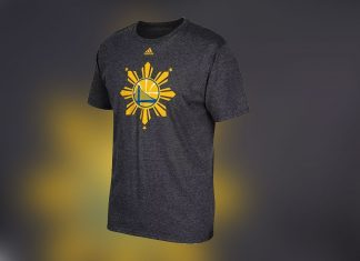 PH Theme Shirt Golden State Wariors