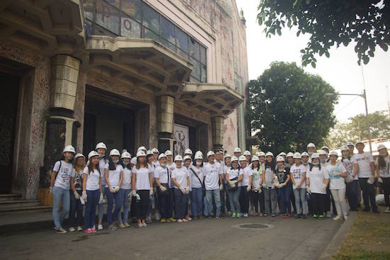NCCA, universities' METamorphosis to restore iconic building