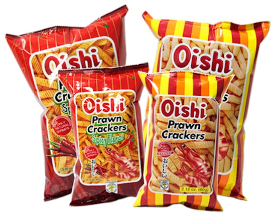 Snack food brand Oishi seeks South African market