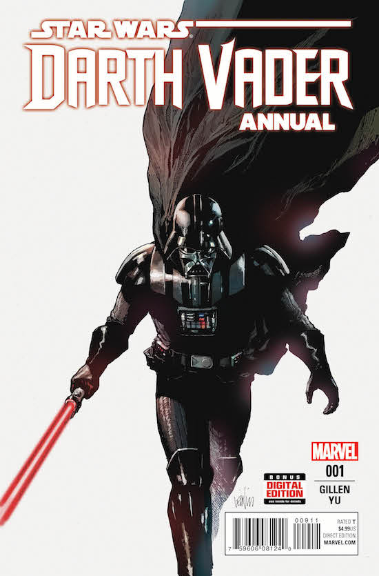 Star Wars - Darth Vader Annual
