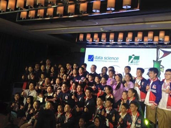 PH win 62 awards in Robotics Olympiad