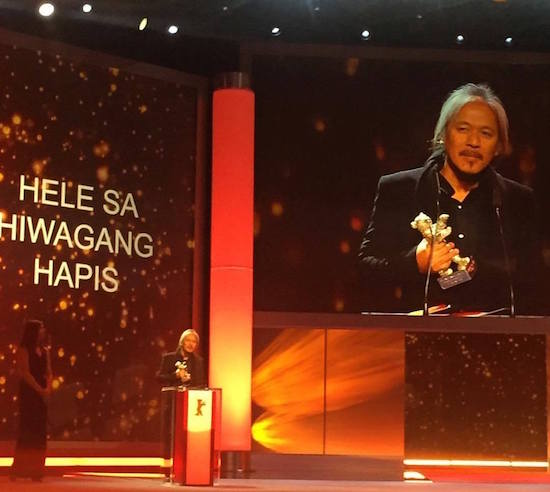 "8-hour film ""Hele"" wins Silver Bear at 66th Berlinale"