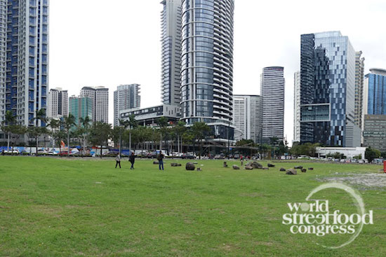 Manila to host World Street Food Congress 2016 in April