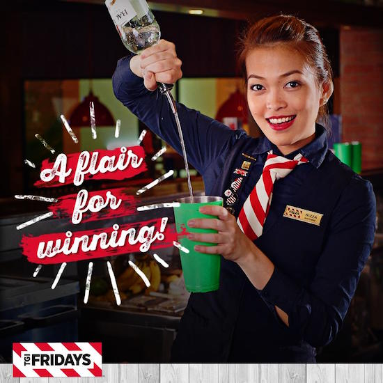 Filipina is World's Greatest Bartender