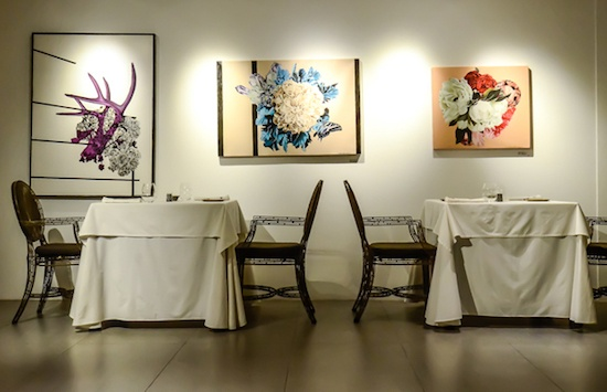 Gallery Vask among Asia's 50 Best Restaurants