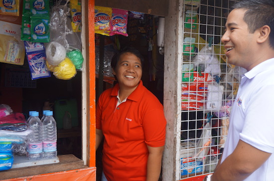 the role of sari sari store and The sari-sari store plays a very important role in business, in particular for the women, lozano said in an exclusive interview with anc's the boss.