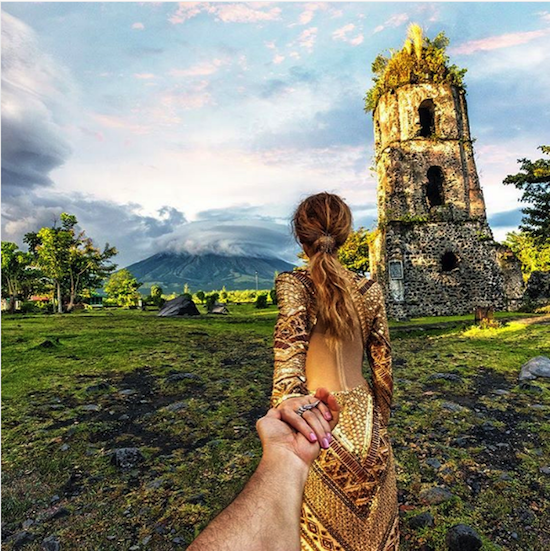 Russian photographer loves Albay and Bohol