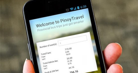 Pinoy Travel app makes provincial commute easier in PH