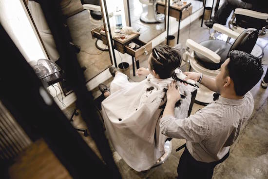 Jericho Rosales\u0027 concept barbershop never goes out of style