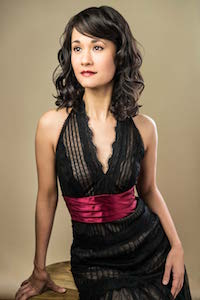 Ali Ewoldt is Christine in Phantom of the Opera