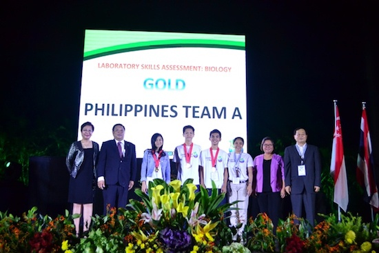 Gifted Filipino students dominate ASEAN science tilt