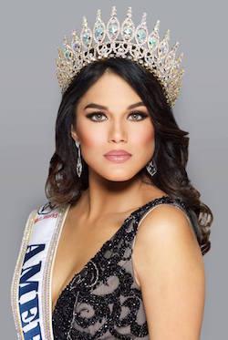 Audra Mari crowned Miss World America