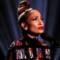 Jennifer Lopez wears a Michael Cinco