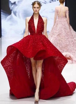 Michael Cinco frontlines Paris Fashion Week show