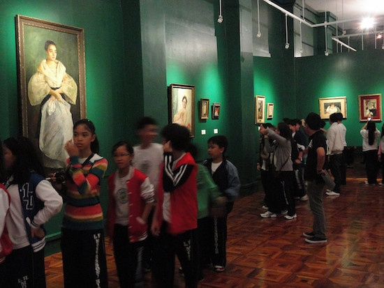 Enjoy Pinoy Art! Free entrance to the National Museum