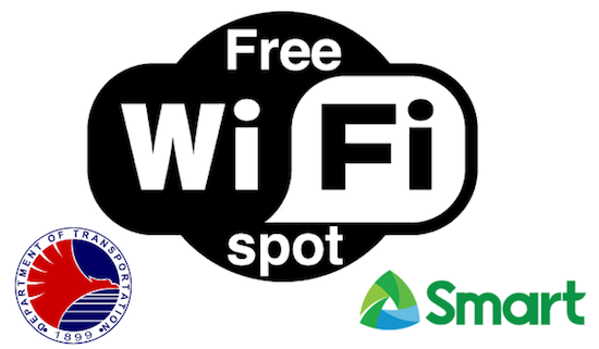 Free Wi-Fi at key transport hubs nationwide