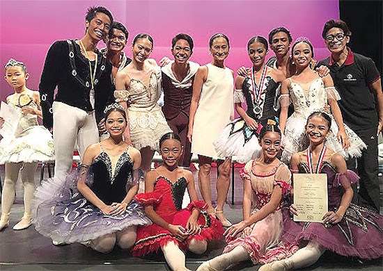 12 Filipino dancers win Asian ballet competition