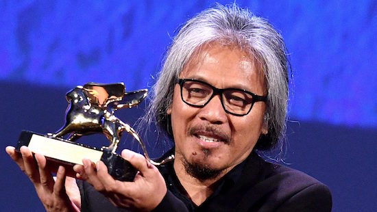 Lav Diaz captures Venice Int'l Film Fest Best Picture