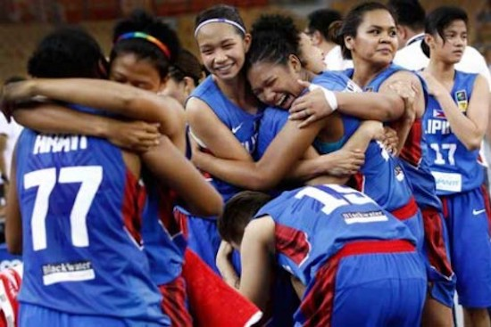 Perlas Pilipinas sweep SEABA basketball championship