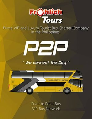 Point-to-point buses to ease EDSA traffic problem