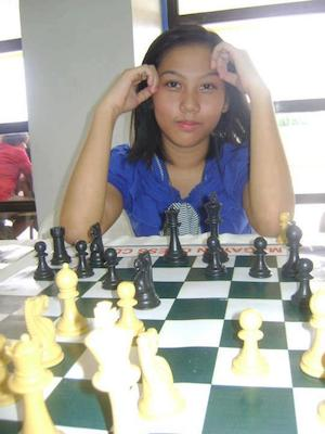 Janelle Frayna is 1st Filipino female chess GM