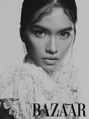 Janine Tugonon wins Nu Muses model search
