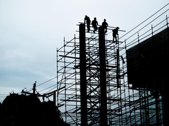 Building Progress by Kristopher John Robles