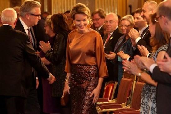 Queen Mathilde of Belgium