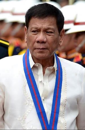 President Duterte in Forbes Most Powerful People list