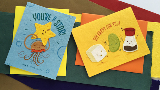 Philippine made greeting cards a hit in the U.S. market