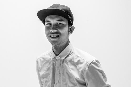 Francis Sollano is WEF Global Shaper for Trashion works