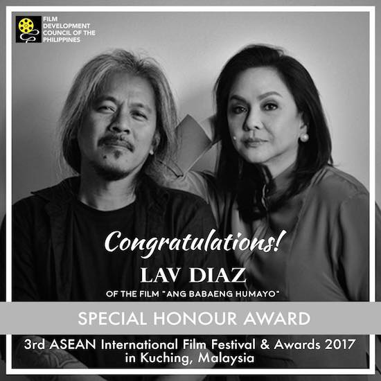 6 Filipinos best of the best in ASEAN film fest awards