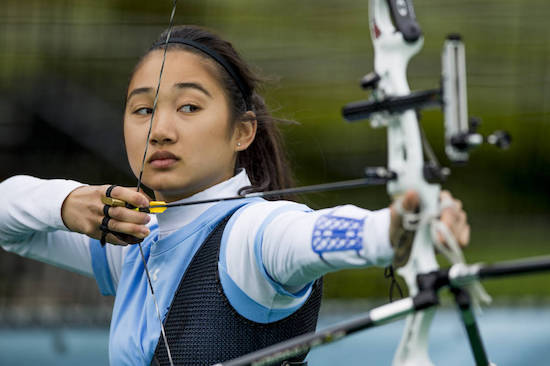 Bianca Gotuaco wins gold in US archery college tourney