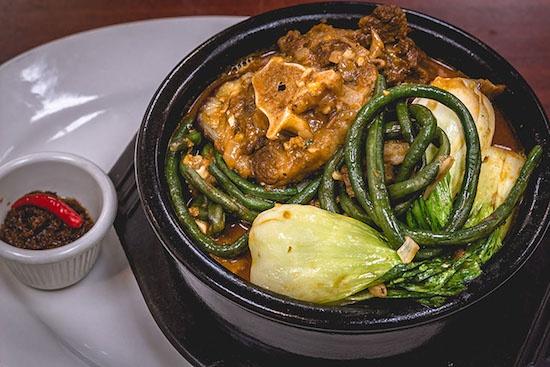 Washington Post praises Filipino food at Matthew's Grill