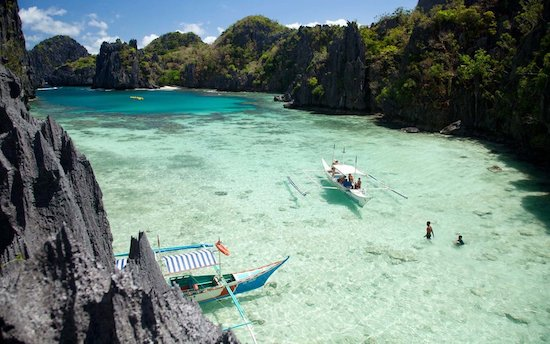 T&L survey picks Palawan Best Island in the World