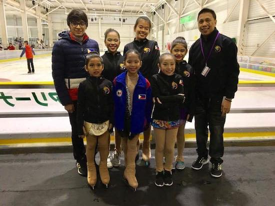 Filipina figure skaters win 12 gold, 6 silver in Japan
